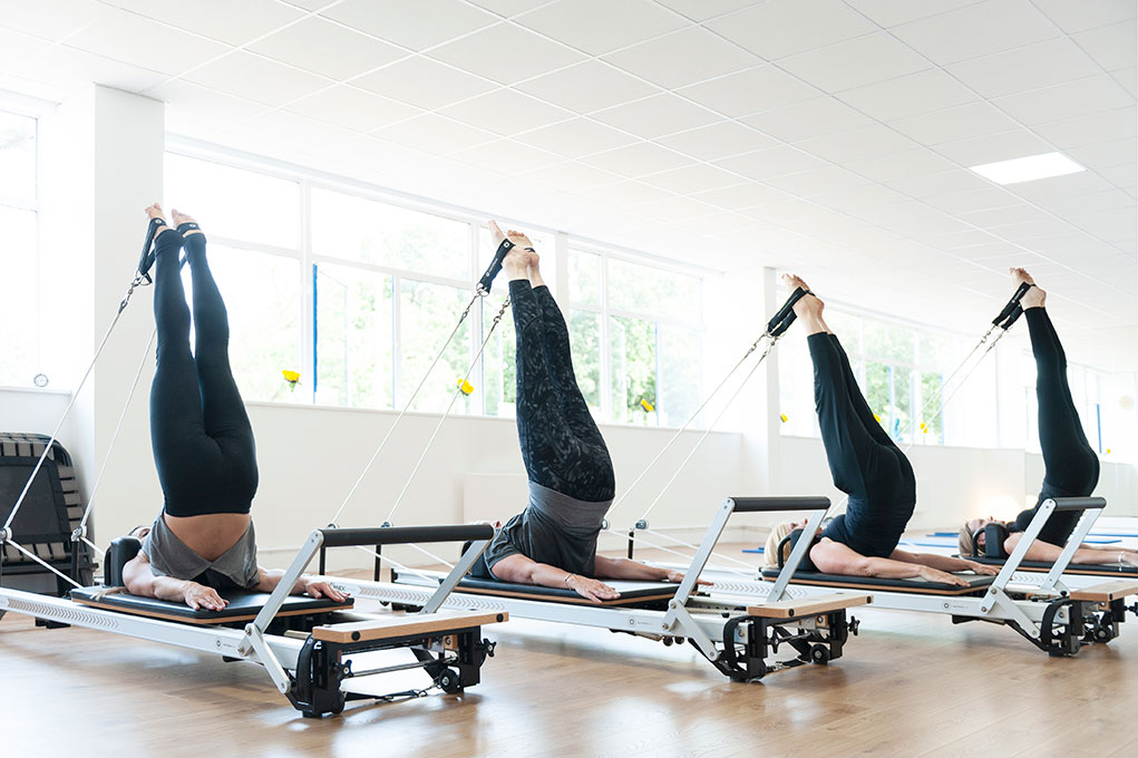 Pilates Machine Workout St Albans