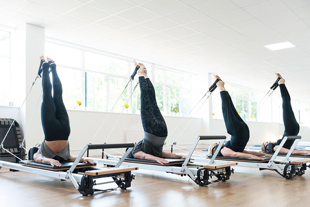 Pilates Machine Workout St Albans